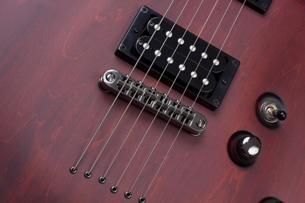 double coil humbucking pickup